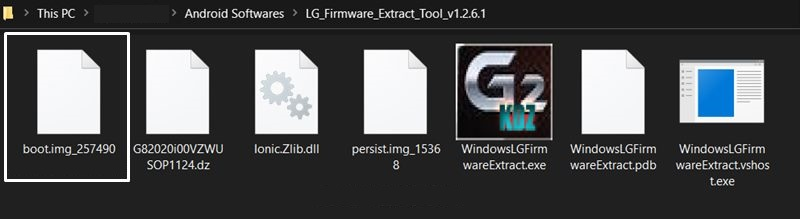 Extract Boot.img from LG KDZ