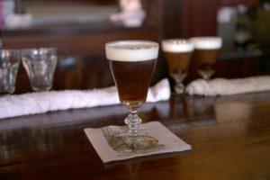 MAKE BUENO IRISH COFFEE