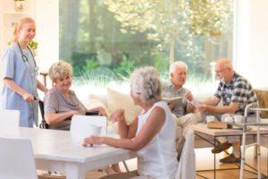 HELPING PARENTS CHOOSE A LIVING COMMUNITY